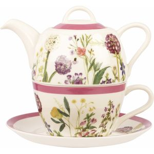 RHS Admiral Tea for One Set - Himalayan Flowers