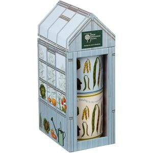 RHS Stacking 2 Mug Set - Country Garden The Allotment