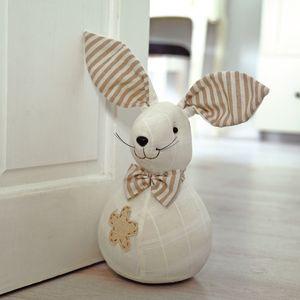 Fabric Doorstop 26cm - Mouse