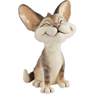 Little Paws Purdy the Happy Cat Figurine