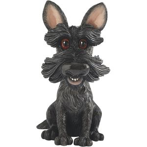 Little Paws Sooty the Scottie Dog Figurine