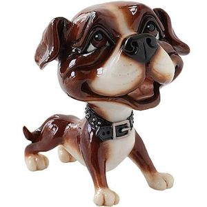 Little Paws Stan Staffy Dog Figurine