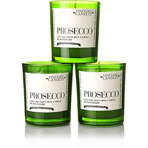 Prosecco Shot - Case 3 shot candles