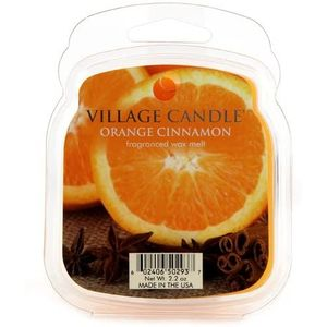 Village Candle Wax Melt - Orange Cinnamon