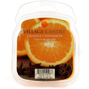 Village Candle Wax Melts - Orange Cinnamon