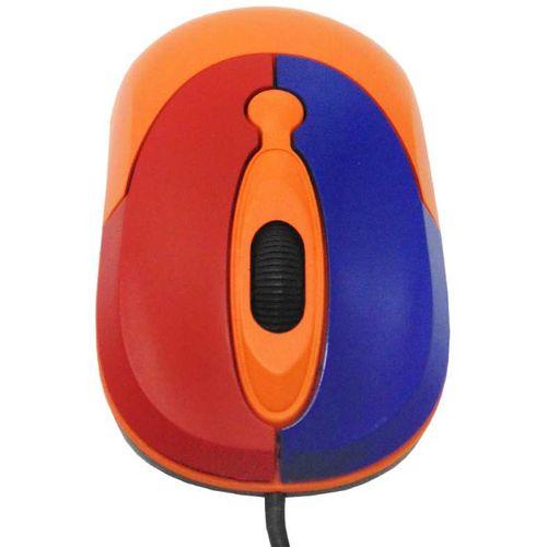 Childrens Computer Starta Mouse USB Orange - Small Size