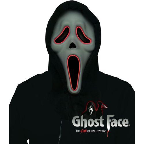 Ghostface Scream EL Light Up Mask