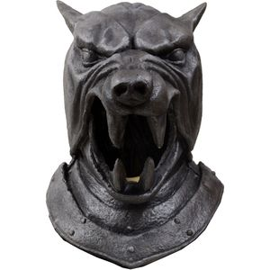 Game of Thrones The Hound Helmet Overhead Latex Mask