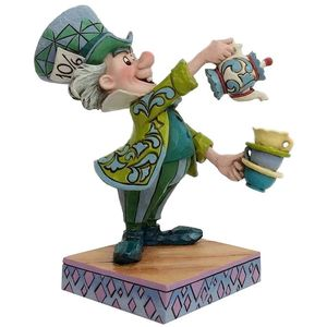 Disney Traditions A Spot of Tea (Mad Hatter) Figurine