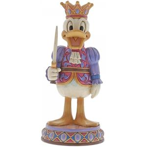 Disney Traditions Nutcracker Figurine - Reigning Royal (Donald Duck)
