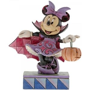 Violet Vampire Minnie Mouse Figurine