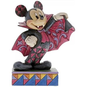 Colourful Count Mickey Mouse Figurine