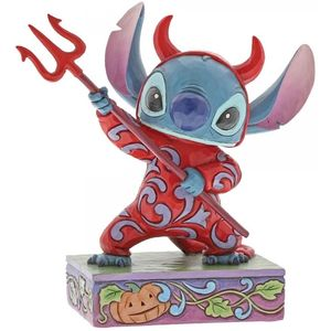 Disney Traditions Devilish Delight Stitch Figurine