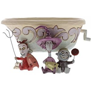 Disney Traditions Tricksters Treats (L S B Nightmare Before Christmas) Figurine