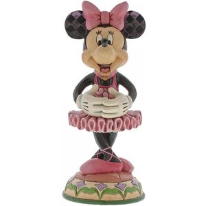 Disney Traditions Beautiful Ballerina Minnie Mouse Fig