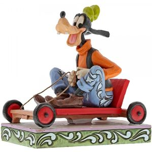 Life in the Slow Lane Goofy Figurine