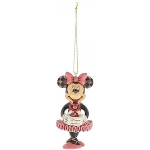 Disney Traditions Hanging Ornament - Nutcracker Minnie Mouse