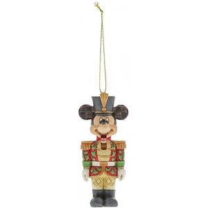 Mickey Mouse Nutcracker Hanging Ornament