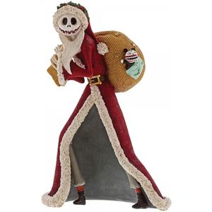 Disney Showcase Santa Jack Skellington (Nightmare Before Christmas) Figurine