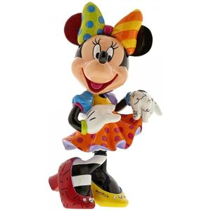 Disney by Britto Special Anniversary Minnie Figurine