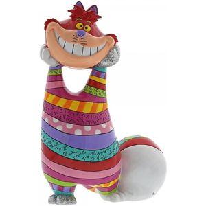 Disney by Britto Cheshire Cat Statement Figurine