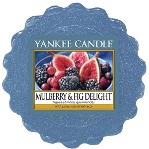 Yankee Candle Wax Melt - Mulberry & Fig Delight