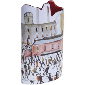 John Beswick Lowry - Going to Work Vase