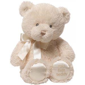 Baby GUND My First Teddy Bear (Cream)