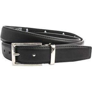 "Suit Belt Cut to Your Own Size - Black (30"" - 44"")"