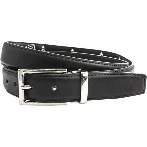 """Suit Belt: Cut to Size - Black 30"""" - 44"""" Waist"""