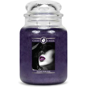 Goose Creek Large Jar Candle - Sugar Plum Kiss