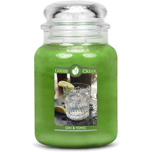 Goose Creek Large Jar Candle - Gin & Tonic