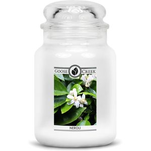 Goose Creek Large Jar Candle - Neroli