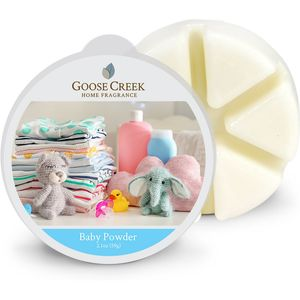 Goose Creek Wax Melts - Baby Powder