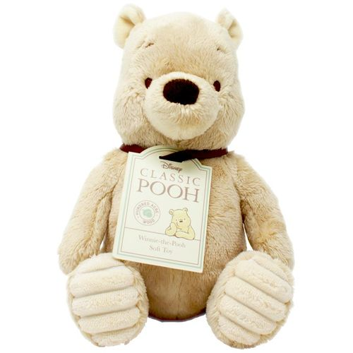 Classic Winnie The Pooh - Pooh Soft Toy
