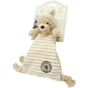 Disney Classic Pooh Hundred Acre Wood Comfort Blanket - Pooh Bear