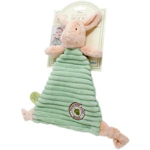 Disney Classic Pooh Hundred Acre Wood Comfort Blanket - Piglet