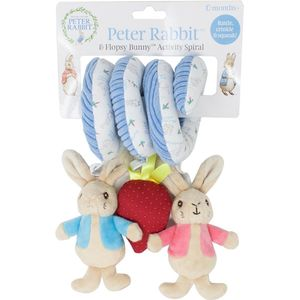 Peter Rabbit & Flopsy Bunny Activity Spiral