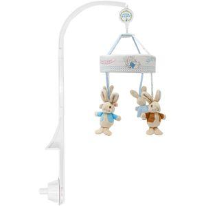 Peter Rabbit Musical Cot Mobile - Peter Rabbit & Friends