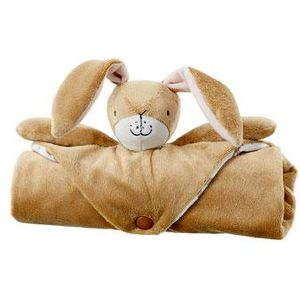 Guess How Much I Love You Little Nutbrown Hare Snuggle Blanket