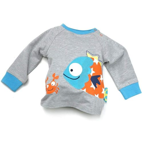 Blade & Rose Fish T-Shirt - 0-6 Months