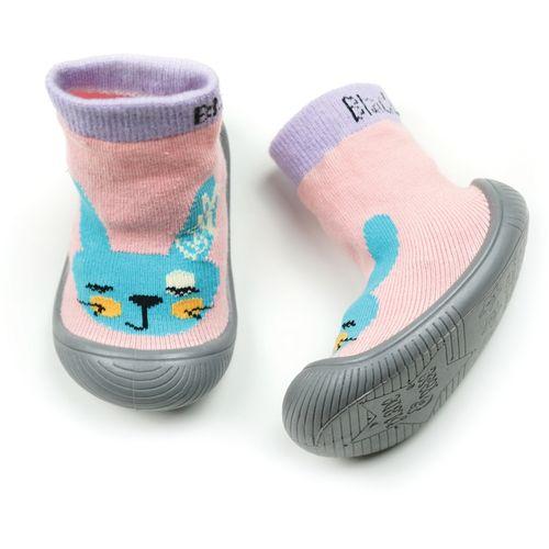Bunny Sock Shoes - UK Size 2