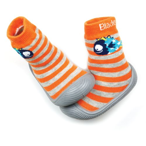 Blade & Rose Fish Sock Shoe - UK Size 3