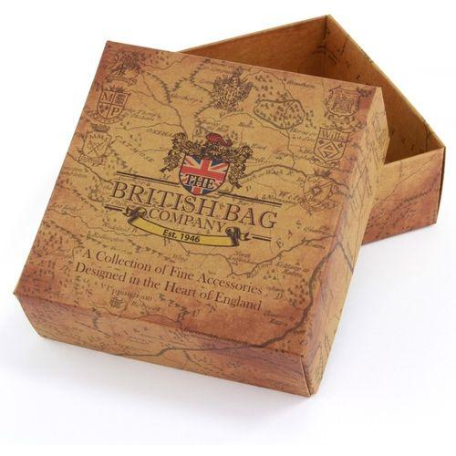 Harris Tweed Trinket Box: Carloway
