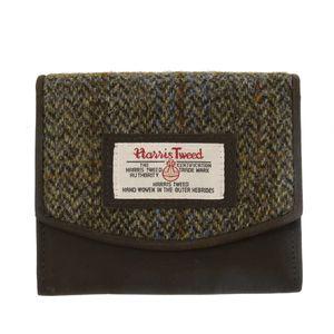 Harris Tweed Purse (Small): Carloway