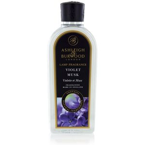 Lamp Fragrance Oil 500ml - Violet Musk