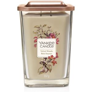Yankee Candle Elevation Large Jar Velvet Woods
