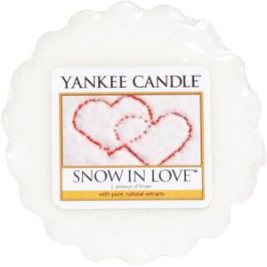 Yankee Candle Wax Melt - Snow in Love