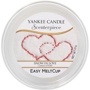 Yankee Candle Scenterpiece Melt Cup - Snow in Love