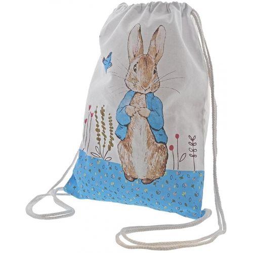 Peter Rabbit Draw String Bag